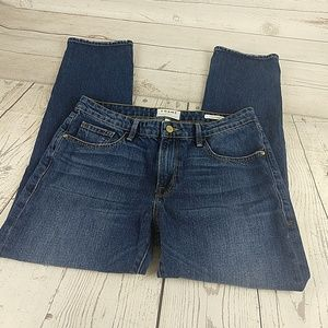 (sold)FRAME Le Grand Garcon Cropped Jeans 27